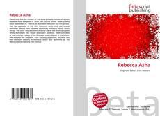 Bookcover of Rebecca Asha