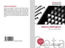 Bookcover of Rebecca Bellingham