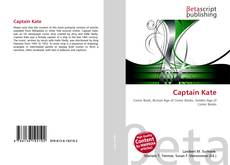 Bookcover of Captain Kate