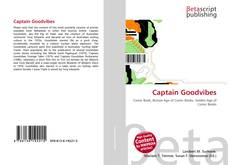 Bookcover of Captain Goodvibes