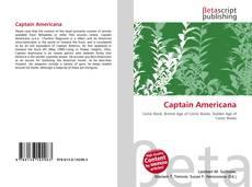 Bookcover of Captain Americana