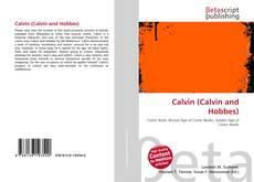 Calvin (Calvin and Hobbes) kitap kapağı
