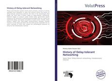 History of Delay-tolerant Networking的封面