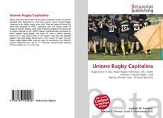 Обложка Unione Rugby Capitolina