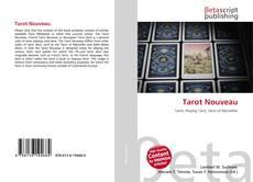 Portada del libro de Tarot Nouveau