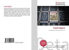 Bookcover of Tarot Sport