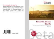 Bookcover of Tarnówka, Złotów County