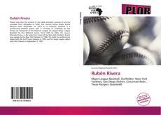 Portada del libro de Rubén Rivera