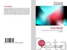 Bookcover of Tarot (Band)