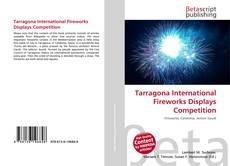 Portada del libro de Tarragona International Fireworks Displays Competition