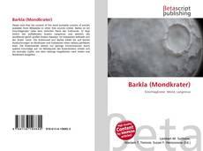 Couverture de Barkla (Mondkrater)