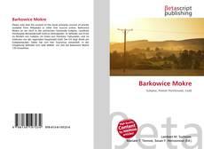 Capa do livro de Barkowice Mokre