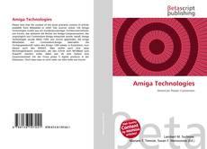 Bookcover of Amiga Technologies
