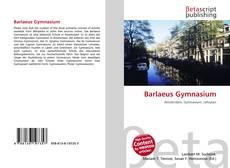 Bookcover of Barlaeus Gymnasium