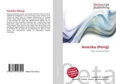 Bookcover of Amerika (Penig)