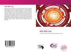 Bookcover of IEEE 802.1aq