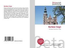 Bookcover of Barløse Sogn