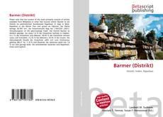 Buchcover von Barmer (Distrikt)