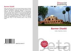 Bookcover of Barmer (Stadt)