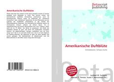 Buchcover von Amerikanische Duftblüte
