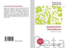 Buchcover von Amerikanische Flockenblume