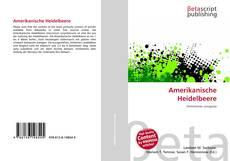 Buchcover von Amerikanische Heidelbeere