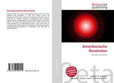 Buchcover von Amerikanische Revolution