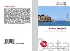 Bookcover of Orestis (Region)