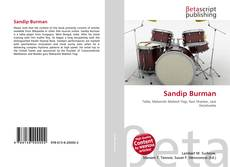 Bookcover of Sandip Burman