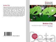 Bookcover of Broken City