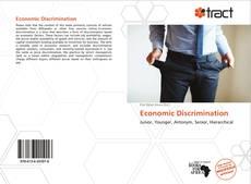 Bookcover of Economic Discrimination