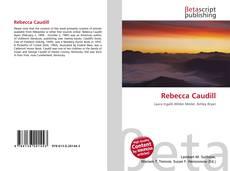 Bookcover of Rebecca Caudill