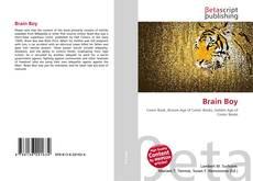 Capa do livro de Brain Boy