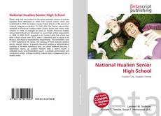 Portada del libro de National Hualien Senior High School