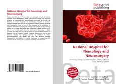 Bookcover of National Hospital for Neurology and Neurosurgery