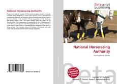 Buchcover von National Horseracing Authority