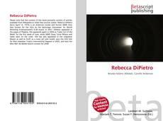 Bookcover of Rebecca DiPietro