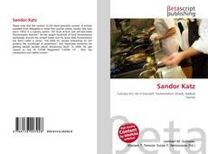 Sandor Katz kitap kapağı