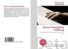 Barmer Theologische Erklärung的封面