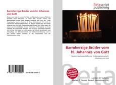 Capa do livro de Barmherzige Brüder vom hl. Johannes von Gott