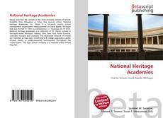 Couverture de National Heritage Academies
