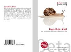 Couverture de Japeuthria, Snail