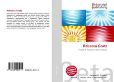 Bookcover of Rebecca Gratz