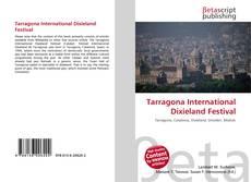 Buchcover von Tarragona International Dixieland Festival