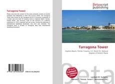 Buchcover von Tarragona Tower