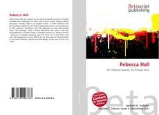 Bookcover of Rebecca Hall