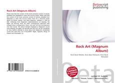 Bookcover of Rock Art (Magnum Album)