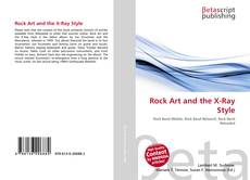 Bookcover of Rock Art and the X-Ray Style