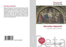 Bookcover of Barnabas (Apostel)