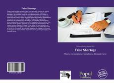 Capa do livro de False Shortage
